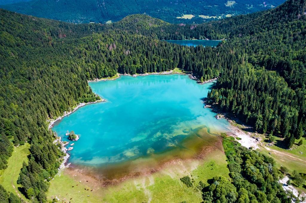 Jazero Fusine