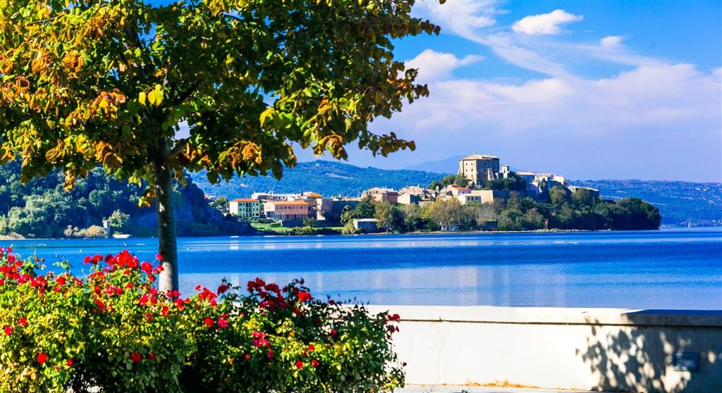Jazero  Bolsena